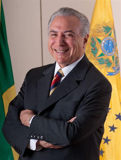 chambre des comptes brésil michel temer président depuis une semaine et