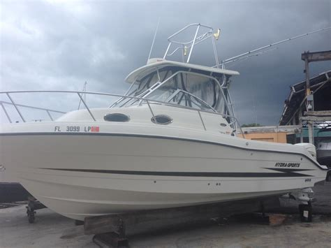Hydra Sport Boats For Sale Craigslist by Quot Hydra Sports Quot Boat Listings