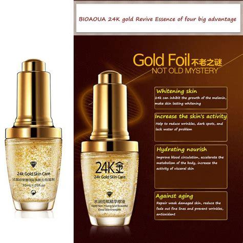 24K Gold Face Cream Whiten Moisturizing 24 K Gold Day