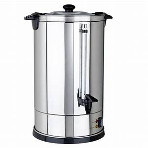 stainless steel coffee urn/coffee maker/electric water ...