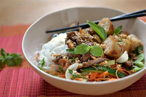 bo bun vietnamien au boeuf la vraie recette facile et faite maison