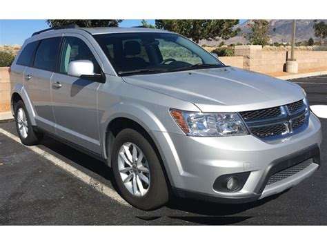 dodge journey sxt  sale  owner  albuquerque