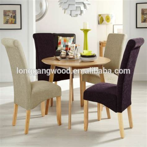 high quality dining table and chair set black and