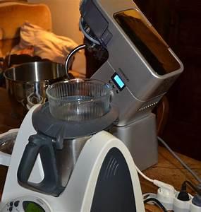 Robot équivalent Au Thermomix : cooking chef vs thermomix test comparatif de robots ~ Premium-room.com Idées de Décoration