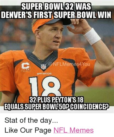 Broncos Win Meme - funny super bowl 50 memes of 2017 on sizzle
