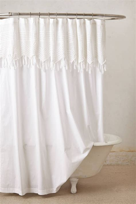 portiere shower curtain by pom pom at home object lesson