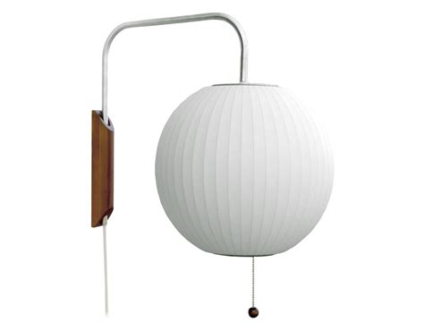 Modernica Bubble Lamp by Bubble Lamp Sconce Ball Hivemodern Com