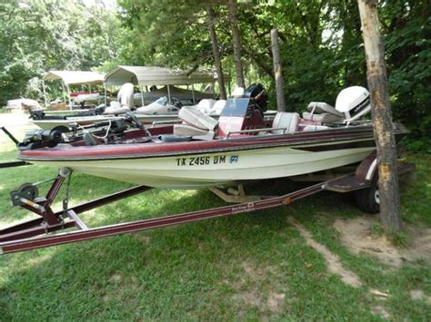 Used Bass Boats For Sale Oklahoma by Kingfisher Bass Boat For Sale