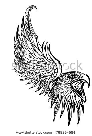 #isolated #feather #wing #freedom #graphic #symbol #bird #angel #set #collection #decoration #
