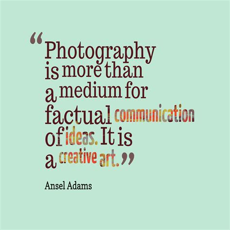 Get High Resolution Using Text From Ansel Adams Quote
