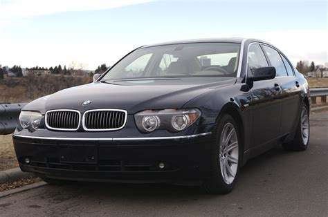 2003 Bmw 7 Series  Overview Cargurus