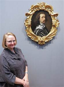 MAKING A MARK: Save the last self-portrait of Van Dyck