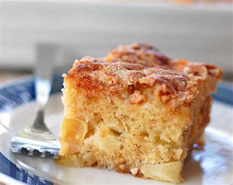 recette gateau de pommes facile ww dessert weight watchers
