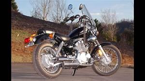 Yamaha Xv250 Virago    V-star