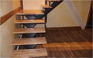 Marche D Escalier En Chene : escaliers d angle en h tre about le blog du bois ~ Melissatoandfro.com Idées de Décoration