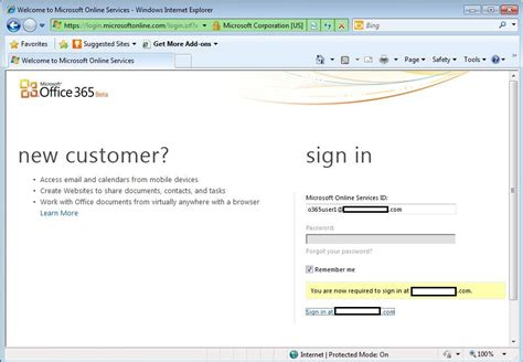 Active Directory Federation Services (adfs) 20 With