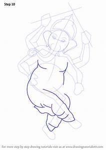 Learn How to Draw Lord Ganesha (Hinduism) Step by Step ...