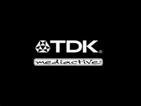 tdk mediactive logo youtube