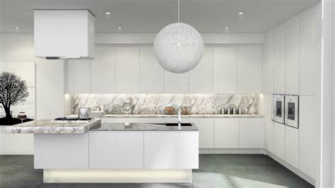 Cuisine Design De Luxe 55 Cuisines Blanches Et Design Le Top De Cette 233 E