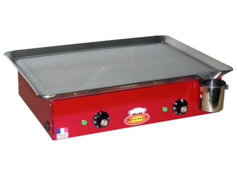 cuisine coloree plancha inox electrique neo e600 la plancha familliale