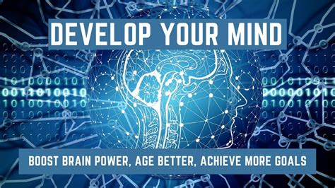 Develop Your Mind - YouTube