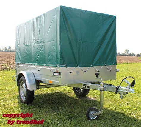 pkw anhänger plane 750 kg stema pkw anh 228 nger opti 750 kg spriegel plane st 252 tzrad 1m trailer anhaenger anhnger geschenk