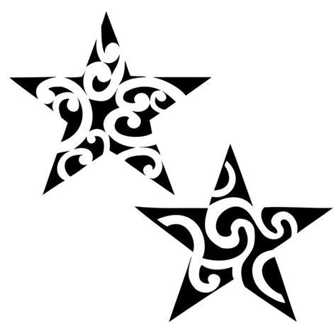 Etoile Tribal Tatouage  Galerie Tatouage