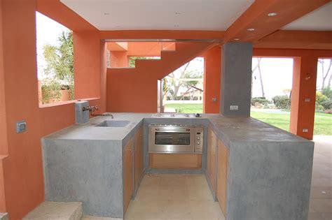 béton ciré cuisine beton cire faktoficio