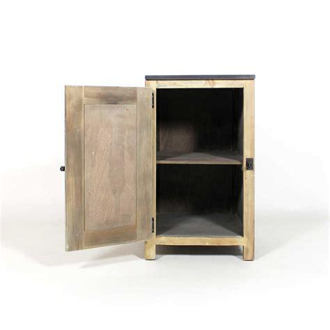 comptoir ilot cuisine meuble cuisine rangement bas poignée style frigo made in
