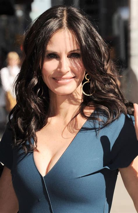 Courteney Cox celebrity net worth - salary, house, car