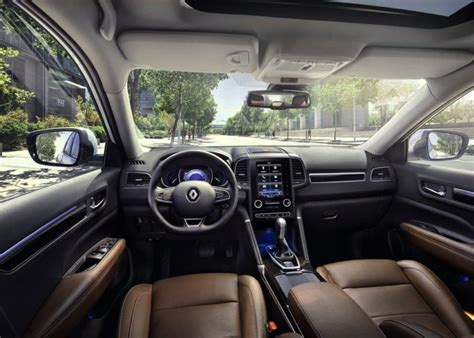 renault kadjar interior 2018 renault kadjar interior photo new cars review and