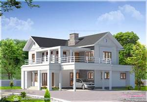 open floor plan ranch house designs two storey luxury villa has a total area of 2850 sq ft