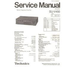 Visonik Wiring Diagram by Su V450 Technics Service Manual Highqualitymanuals