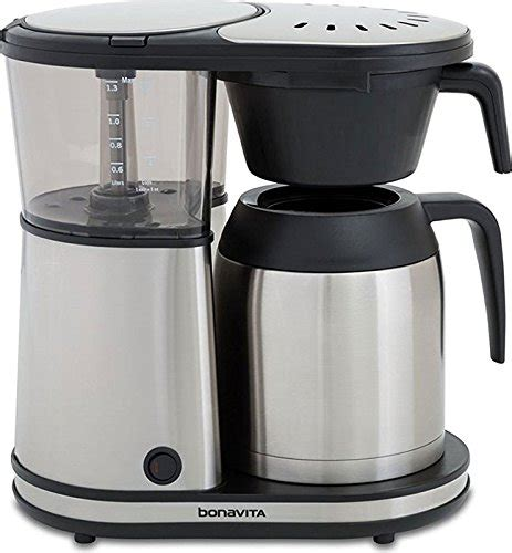 coffee maker with stainless carafe bonavita bv1901ts 8 cup carafe coffee brewer stainless 8241
