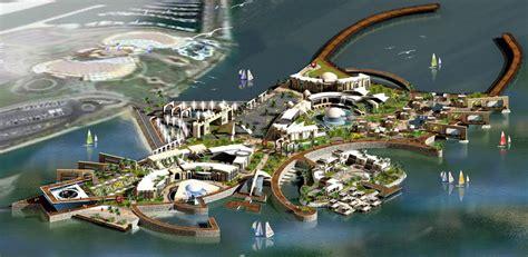 qatar island