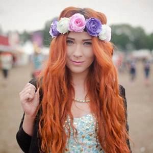 Orange Hair Color Tumblr images