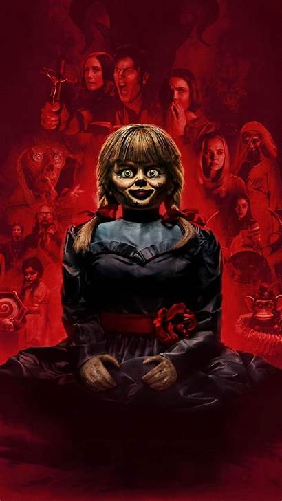 Annabelle 4k Comes Wallpapers 1080 1920 Resolutions