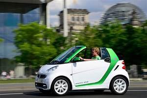 La Smart : smart fortwo la smart lectrique est en vente ~ Gottalentnigeria.com Avis de Voitures