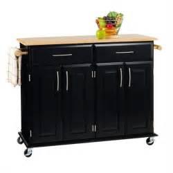 dolly kitchen island cart home styles furniture black kitchen cart ebay