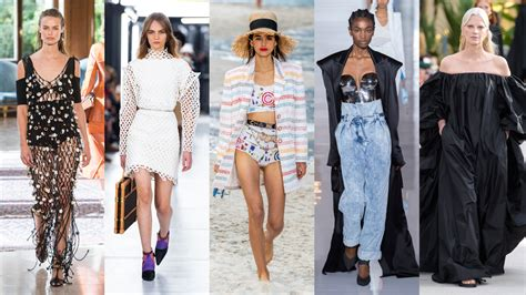 11 Top Trends from Paris Fashion Week Spring 2019 - Fashionista