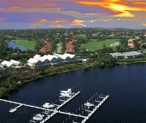 harbour ridge yacht country club  hr properties