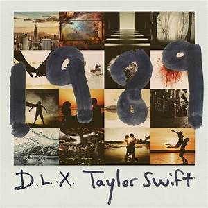 1989 (Deluxe Edition) - Taylor Swift by sparkylightning3 ...