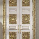 jual pintu rumah mewah gaya eropa kusen pintu klasik