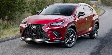 2018 Lexus Nx Pricing And Specs