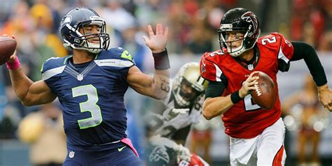 previewing  seahawks  falcons divisional  odds