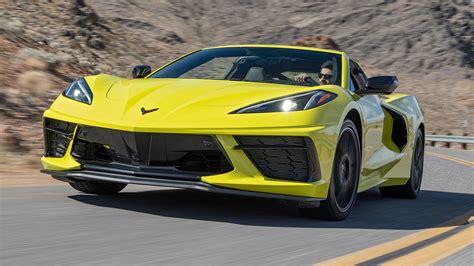 GM Stops Taking Orders for 2020 Chevrolet Corvette C8s