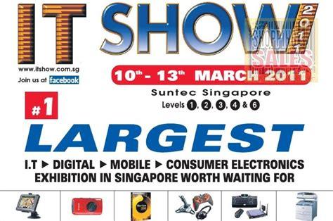 Eighteen Design Studio Singapore Itshow It Show 2012 Singapore Dates 8 To 11th March