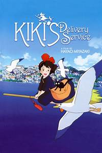 Kiki's Delivery Service (Subtitled) presented by Crest ...