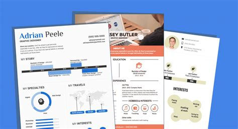 Where To Find Resume Templates by Resume And Template 51 Stunning Where To Find Resume