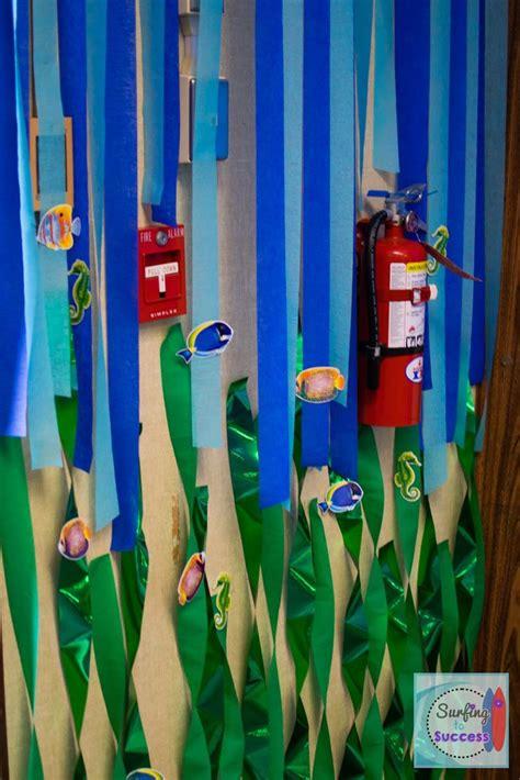 ocean theme decorations ideas  pinterest deep